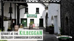 Stuart visite la distillerie de Kilbeggan