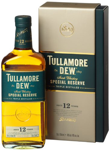 Irish Whiskey Tullamore DEW Special Edition