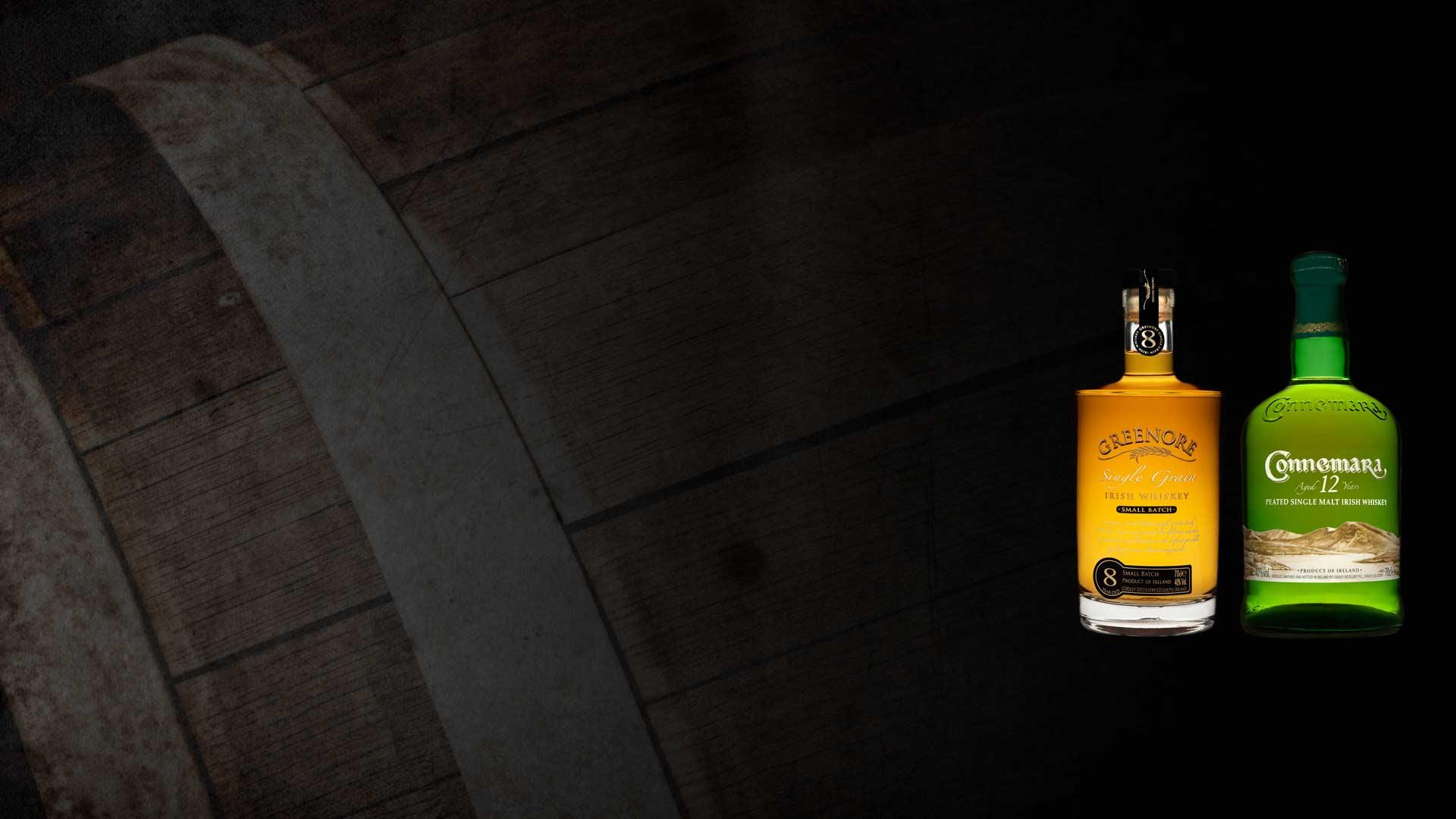 Cooley Irish Whiskey (Accueil)