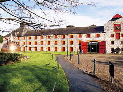 Irish Whiskey Jameson Distillery