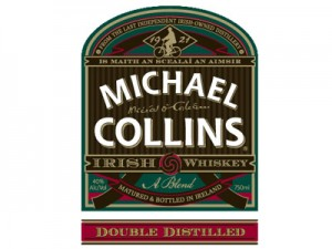 Michael Collins Irish Whiskey Logo