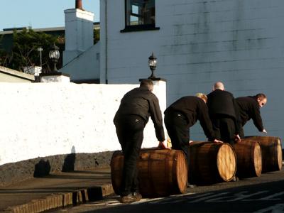 Bushmills Irish Whiskey 1608 Barrels