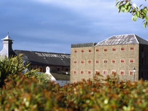 Bushmills Irish Whiskey Malt 21 Year Old Distillery