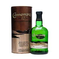 Connemara Peated Single Malt 12 Year Old Irish Whiskey