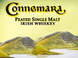 Irish Whiskey Connemara Landscape Ad