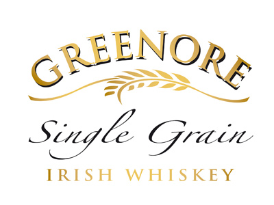 Irish Whiskey Greenore Label