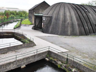 Kilbeggan Irish Whiskey Distillery