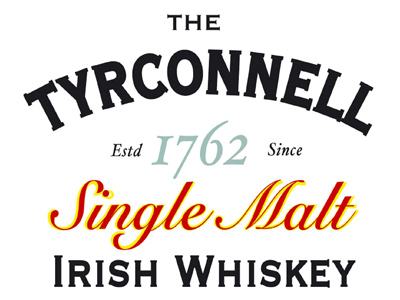 Irish Whiskey Tyrconell Logo