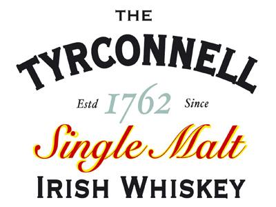 Irish Whiskey Tyrconell Logo