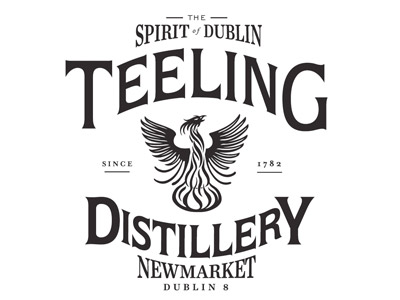 Teeling Irish Poitin Label