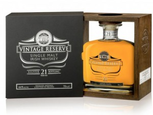 Teeling Vintage Reserve 21 Year Old Irish Whiskey