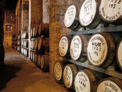 Tyrconell Irish Whiskey Distillery