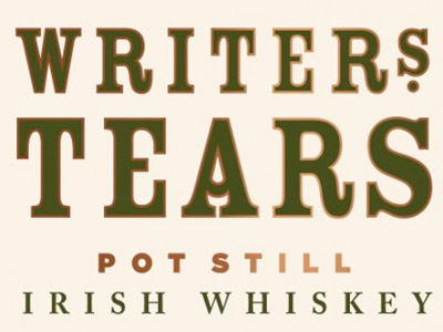 Writers Tears Cask Strength Whiskey Irish Whiskey