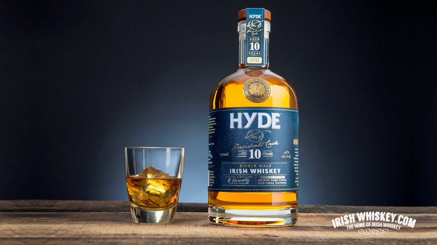 Hyde Irish Whiskey Review 2015 -  Hyde Irish Whiskey Bottle -Stuart McNamara Review