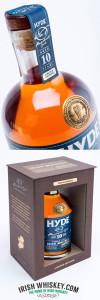 Critique du whiskey irlandais Hyde 10 Ans President's Cask Limited Reserve