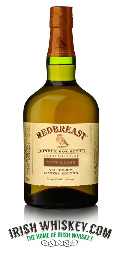 Redbreast Mano a Lámh Irish Whiskey Review