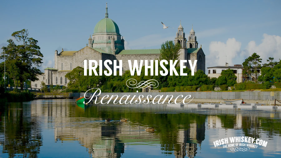 La résurrection du whiskey irlandais