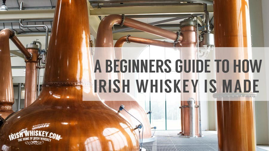 Fabrication du whiskey irlandais : guide à l'usage du débutant