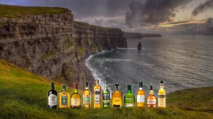 Whiskey Irlandais - Le portail digital du whiskey irlandais - Ventes de whiskey irlandais