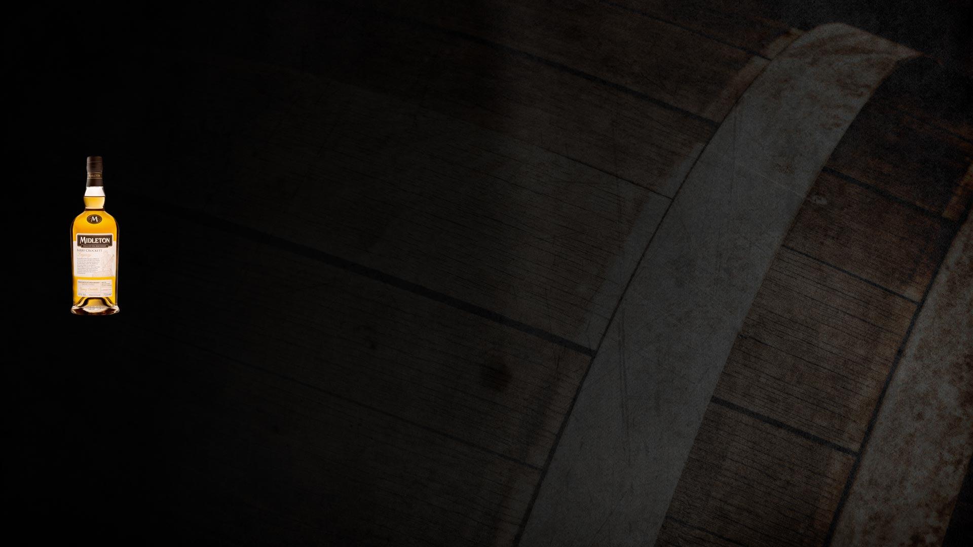 Midleton Barry Crockett Legacy Single Pot Still Irish Whiskey