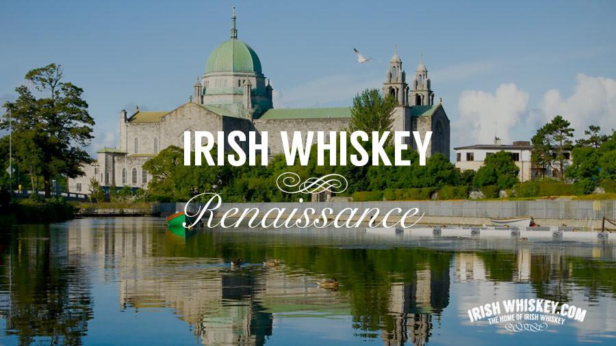 La résurrection du whiskey irlandais