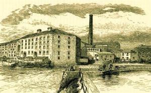 Old Joyce Distillery Buildings